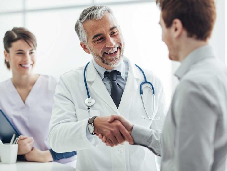 Doctor Patient Interaction